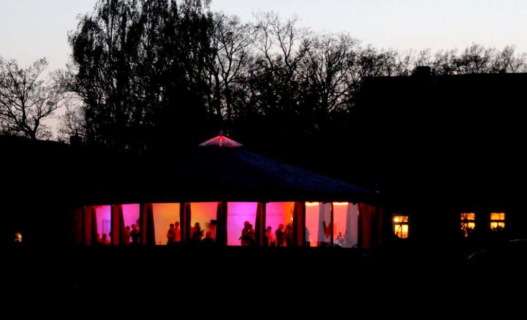unser Tanzsaal, das Tangomandala